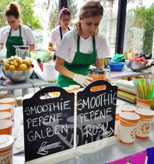 Smoothie Bar in compania ta
